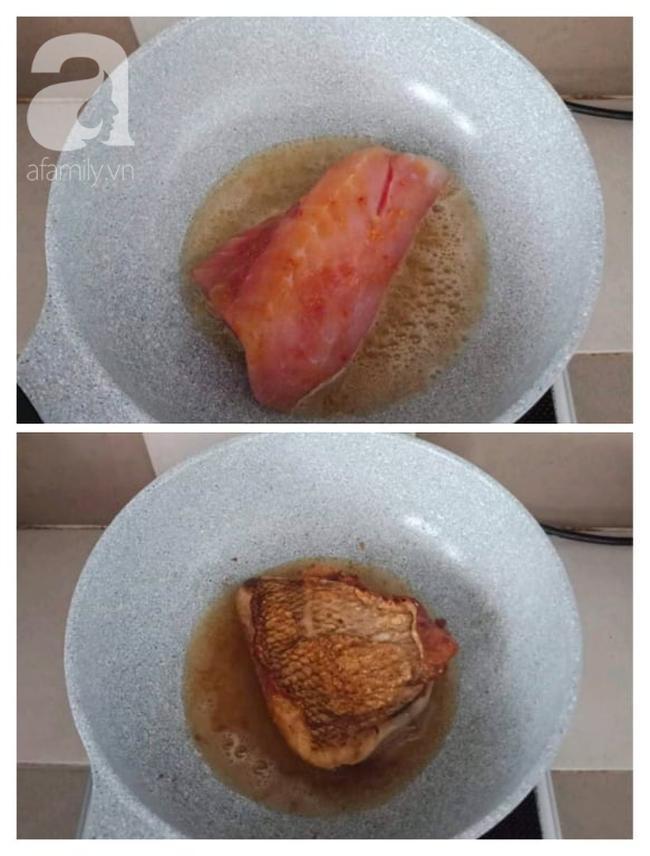 Cơm tối 2 món gọn nhẹ mà ngon hết nấc, nấu chỉ trong 30 phút là xong Ảnh 4