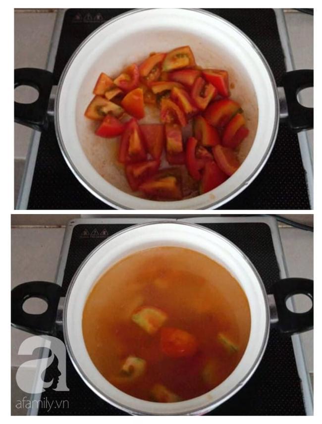 Cơm tối 2 món gọn nhẹ mà ngon hết nấc, nấu chỉ trong 30 phút là xong Ảnh 7