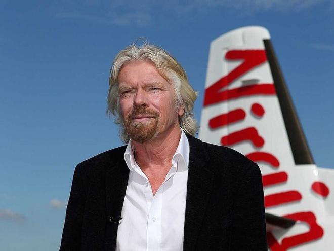 Những khoảnh khắc kỳ lạ trong cuộc đời tỷ phú lập dị Richard Branson Ảnh 2