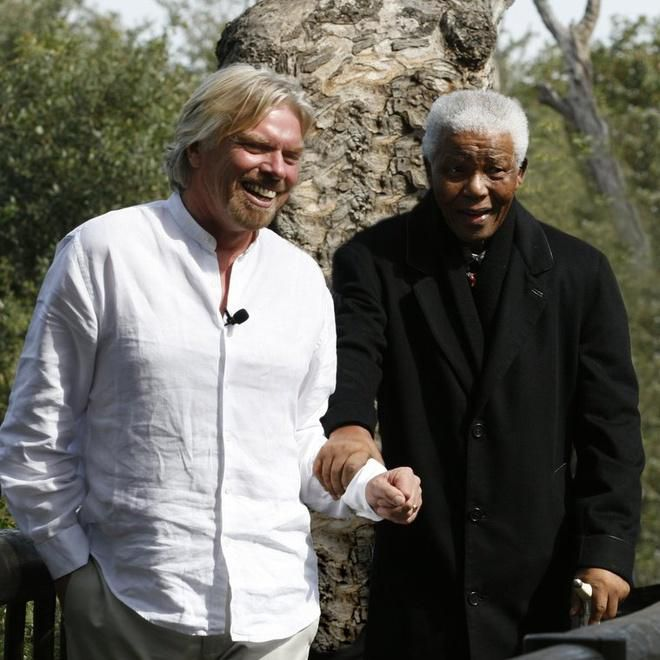 Những khoảnh khắc kỳ lạ trong cuộc đời tỷ phú lập dị Richard Branson Ảnh 4