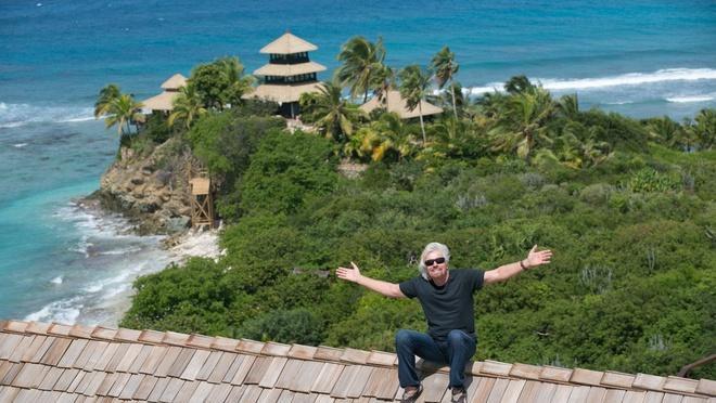 Những khoảnh khắc kỳ lạ trong cuộc đời tỷ phú lập dị Richard Branson Ảnh 3
