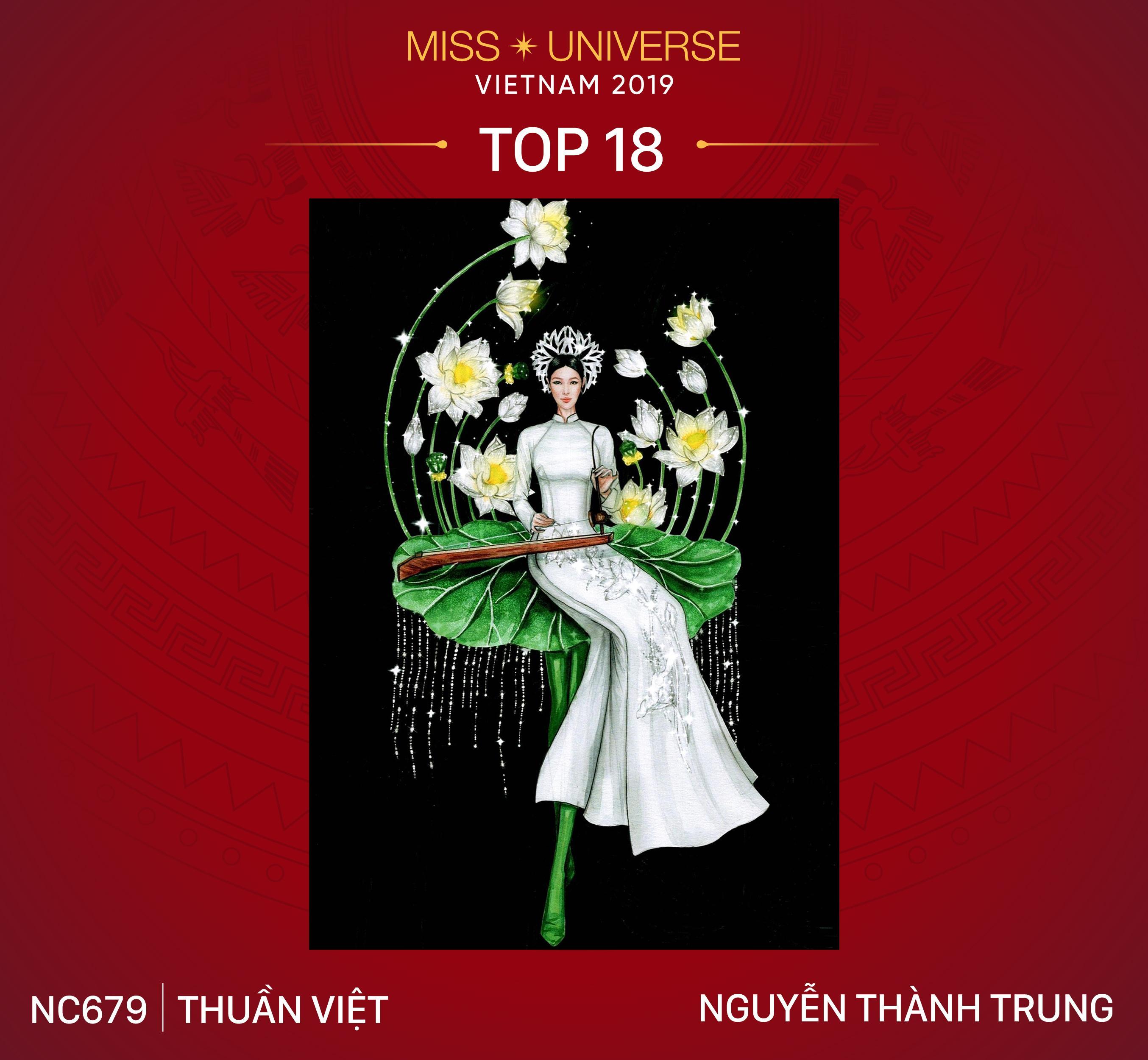 Chủ nhân National Costume Nàng Mây thiết kế váy tàu điện Metro cho Khánh Vân: Cổng trường cũng thành trang phục cực chất Ảnh 12
