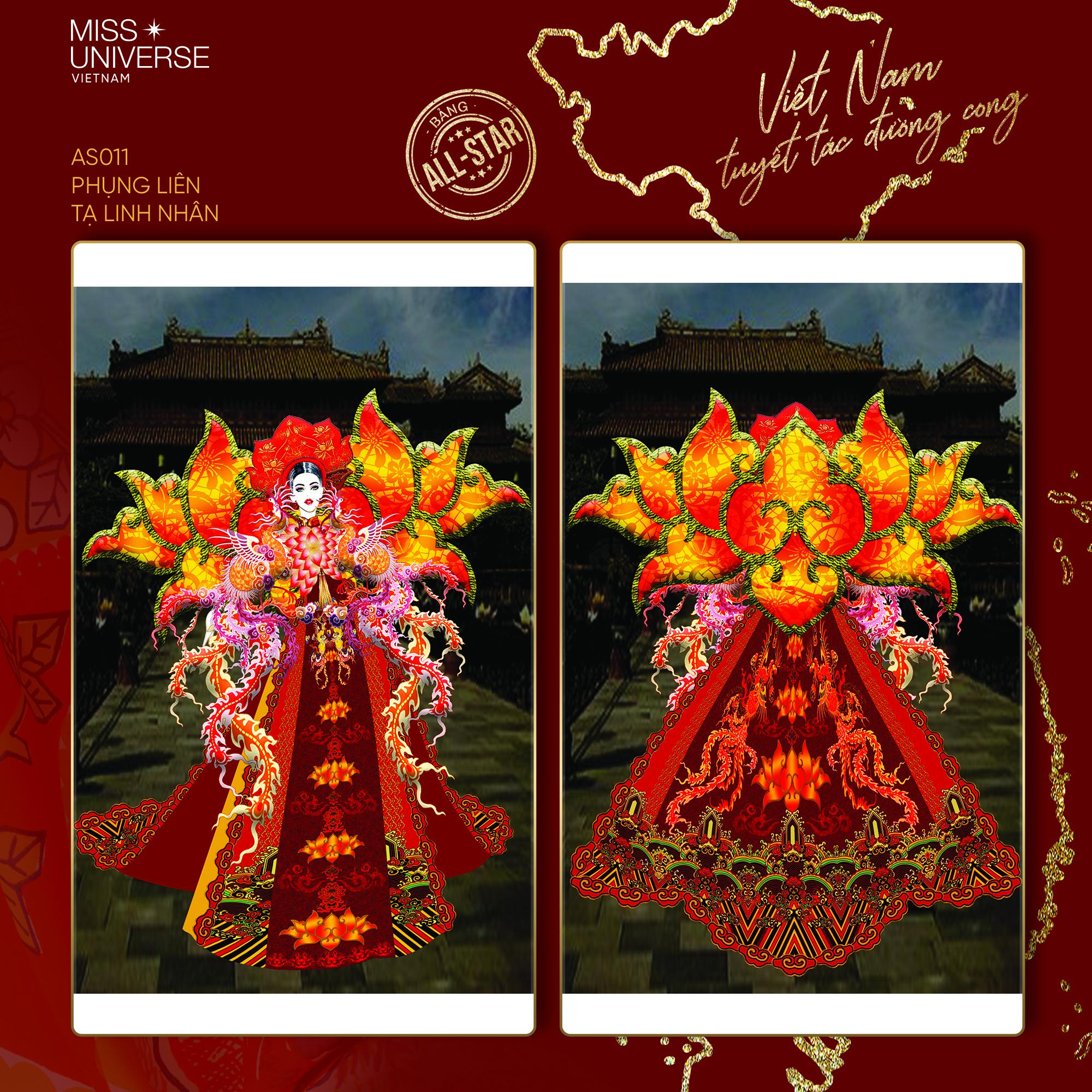 Chủ nhân National Costume Nàng Mây thiết kế váy tàu điện Metro cho Khánh Vân: Cổng trường cũng thành trang phục cực chất Ảnh 6
