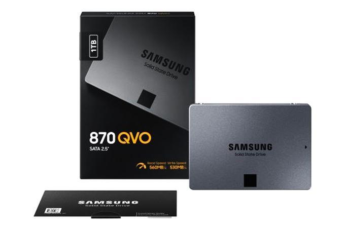 Samsung ra mắt loại ổ cứng mới có dung lượng lên tới 8 terabytes Ảnh 1