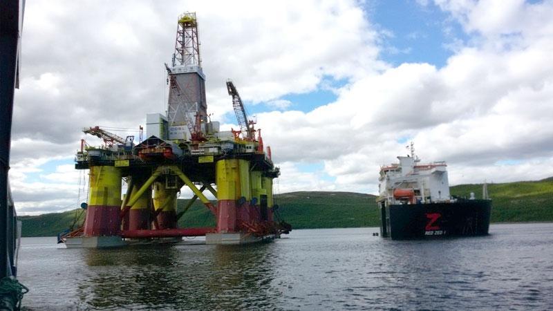 Trung Quốc tham gia khai thác dầu khí ở Bắc Cực Ảnh 1