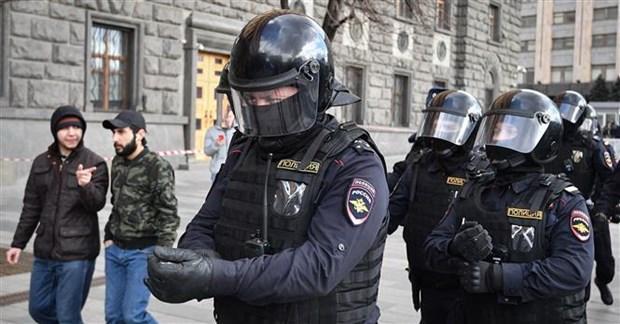 An ninh Liên bang Nga triệt phá một tổ chức khủng bố quốc tế Ảnh 1