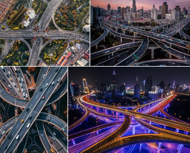 Những giao lộ chằng chịt như mê cung, phức tạp bậc nhất thế giới Ảnh 1