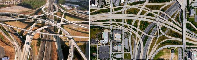 Những giao lộ chằng chịt như mê cung, phức tạp bậc nhất thế giới Ảnh 3