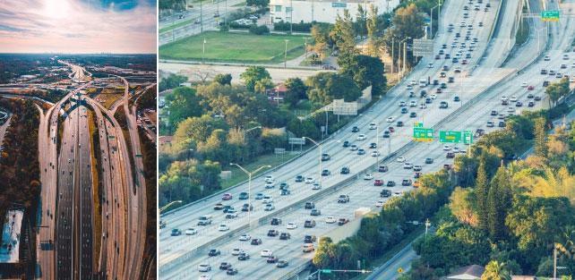 Những giao lộ chằng chịt như mê cung, phức tạp bậc nhất thế giới Ảnh 4