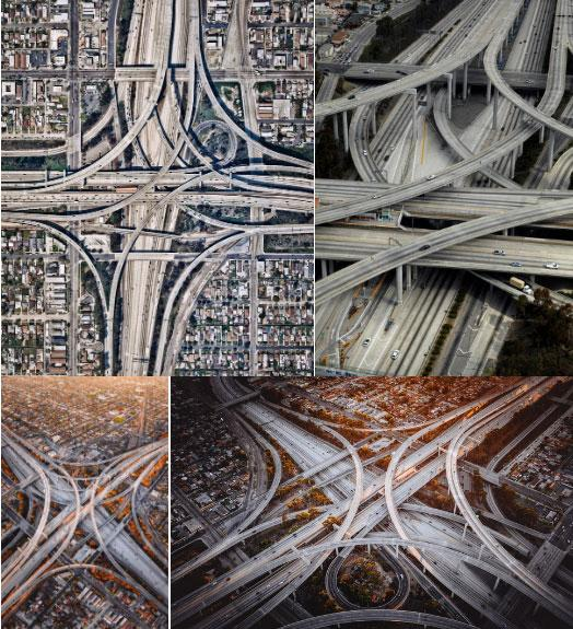 Những giao lộ chằng chịt như mê cung, phức tạp bậc nhất thế giới Ảnh 5