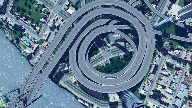 Những giao lộ chằng chịt như mê cung, phức tạp bậc nhất thế giới Ảnh 2