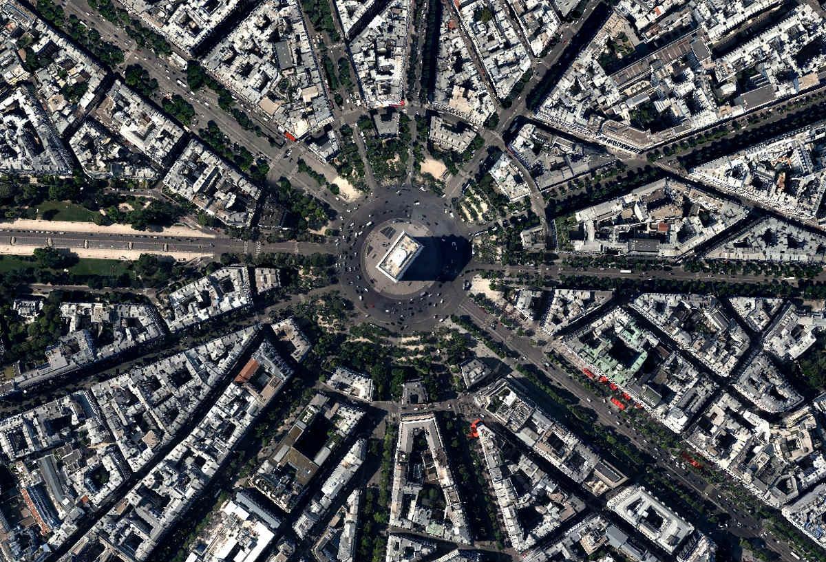 Những giao lộ chằng chịt như mê cung, phức tạp bậc nhất thế giới Ảnh 7