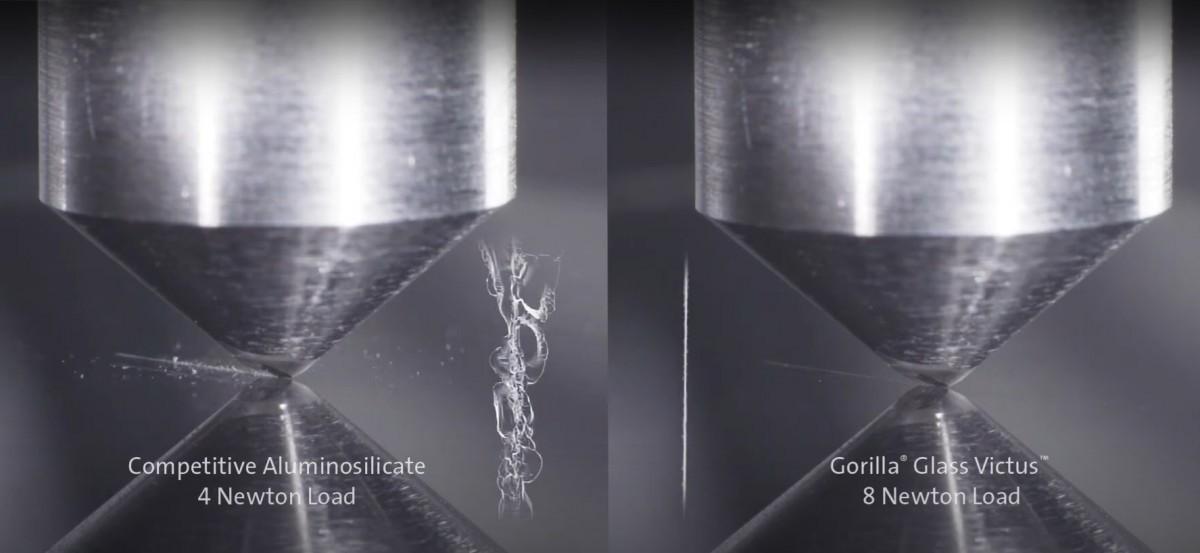 Kính cường lực Gorilla Glass Victus ra mắt với khả năng chịu va đập tốt tăng gấp đôi Ảnh 2