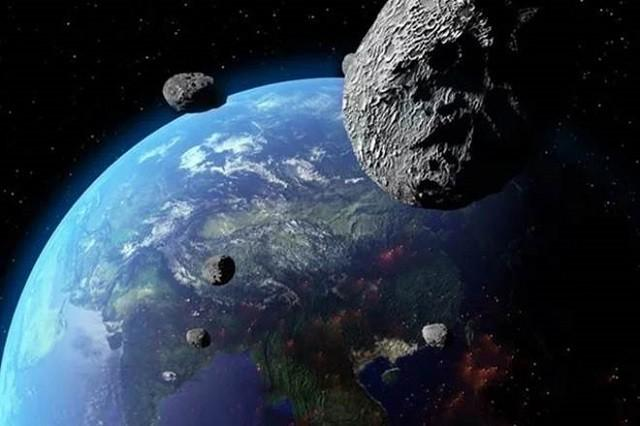 NASA cảnh báo thiên thạch có nguy cơ đâm vào Trái Đất Ảnh 1