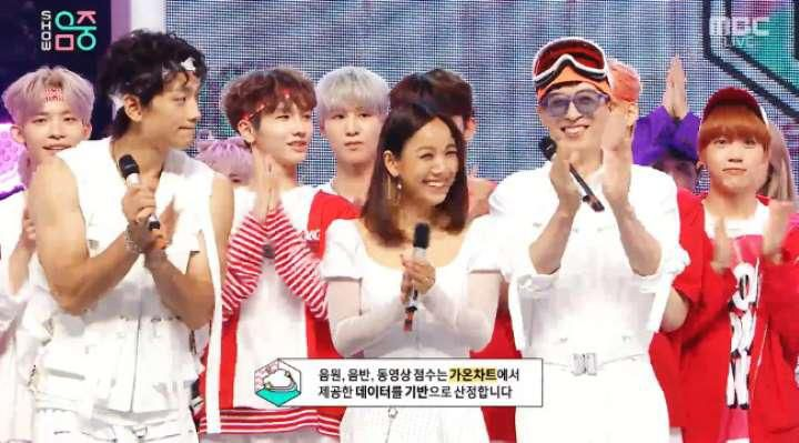 Bại trận trước Blackpink, Lee Hyori - Bi Rain tiếc nuối nhưng rạng rỡ chúc mừng đối thủ: Xem sân khấu của Jeon Somin, Lee Hi và Red Velvet Ảnh 4