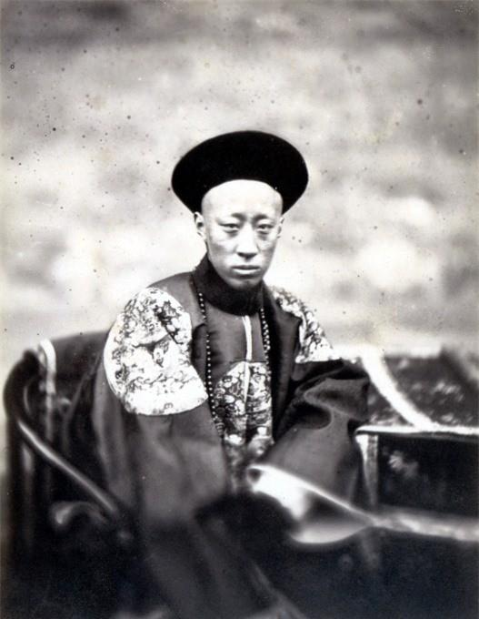 Loạt ảnh chân dung quý tộc cuối triều đại nhà Thanh Ảnh 1