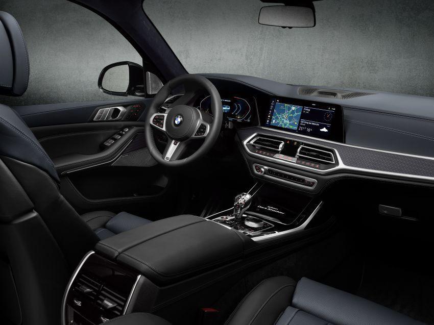 Cận cảnh BMW X7 Dark Shadow Edition ra mắt chỉ với 500 chiếc Ảnh 5
