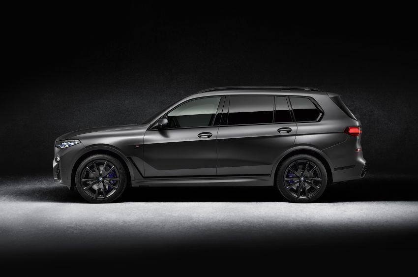 Cận cảnh BMW X7 Dark Shadow Edition ra mắt chỉ với 500 chiếc Ảnh 3