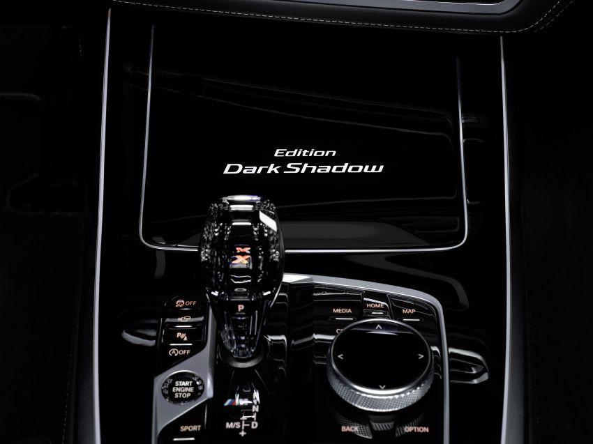 Cận cảnh BMW X7 Dark Shadow Edition ra mắt chỉ với 500 chiếc Ảnh 6