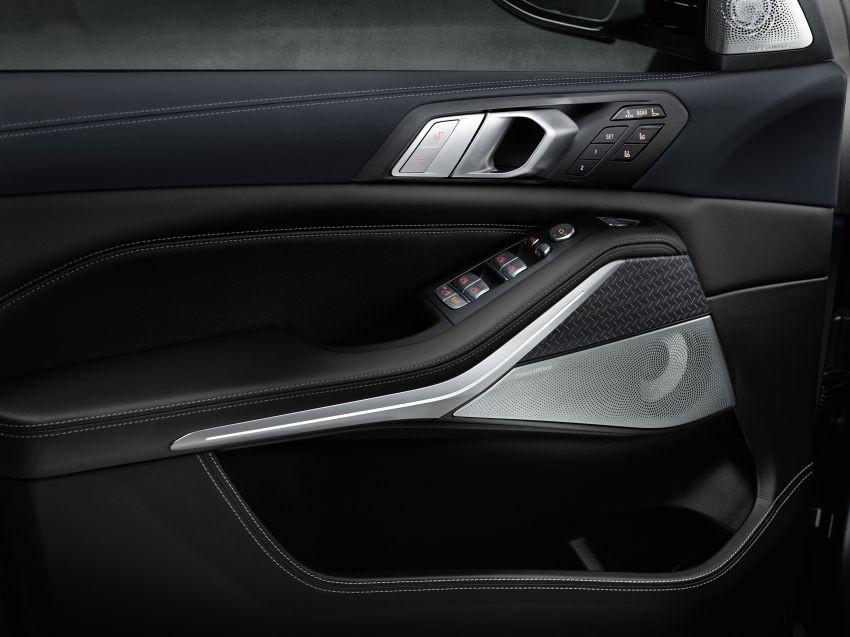 Cận cảnh BMW X7 Dark Shadow Edition ra mắt chỉ với 500 chiếc Ảnh 7