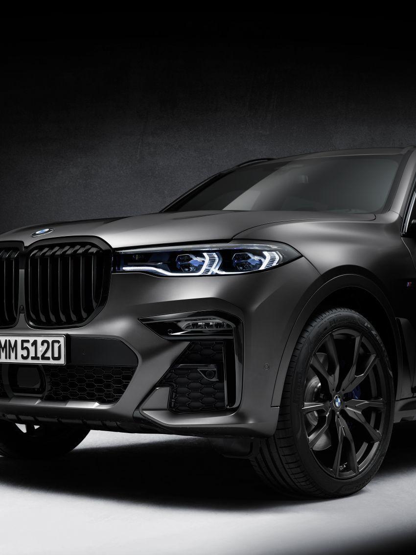 Cận cảnh BMW X7 Dark Shadow Edition ra mắt chỉ với 500 chiếc Ảnh 4