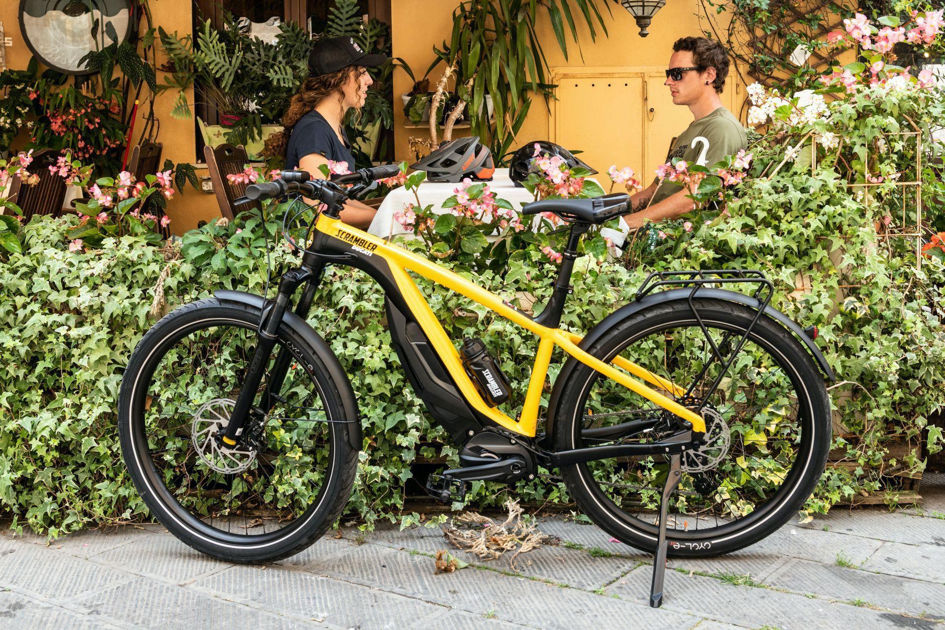 Khám phá xe đạp điện của Ducati có giá lên tới trăm triệu đồng Ảnh 4