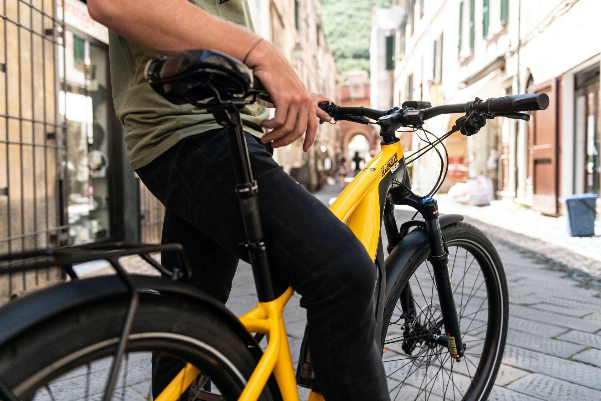 Khám phá xe đạp điện của Ducati có giá lên tới trăm triệu đồng Ảnh 2