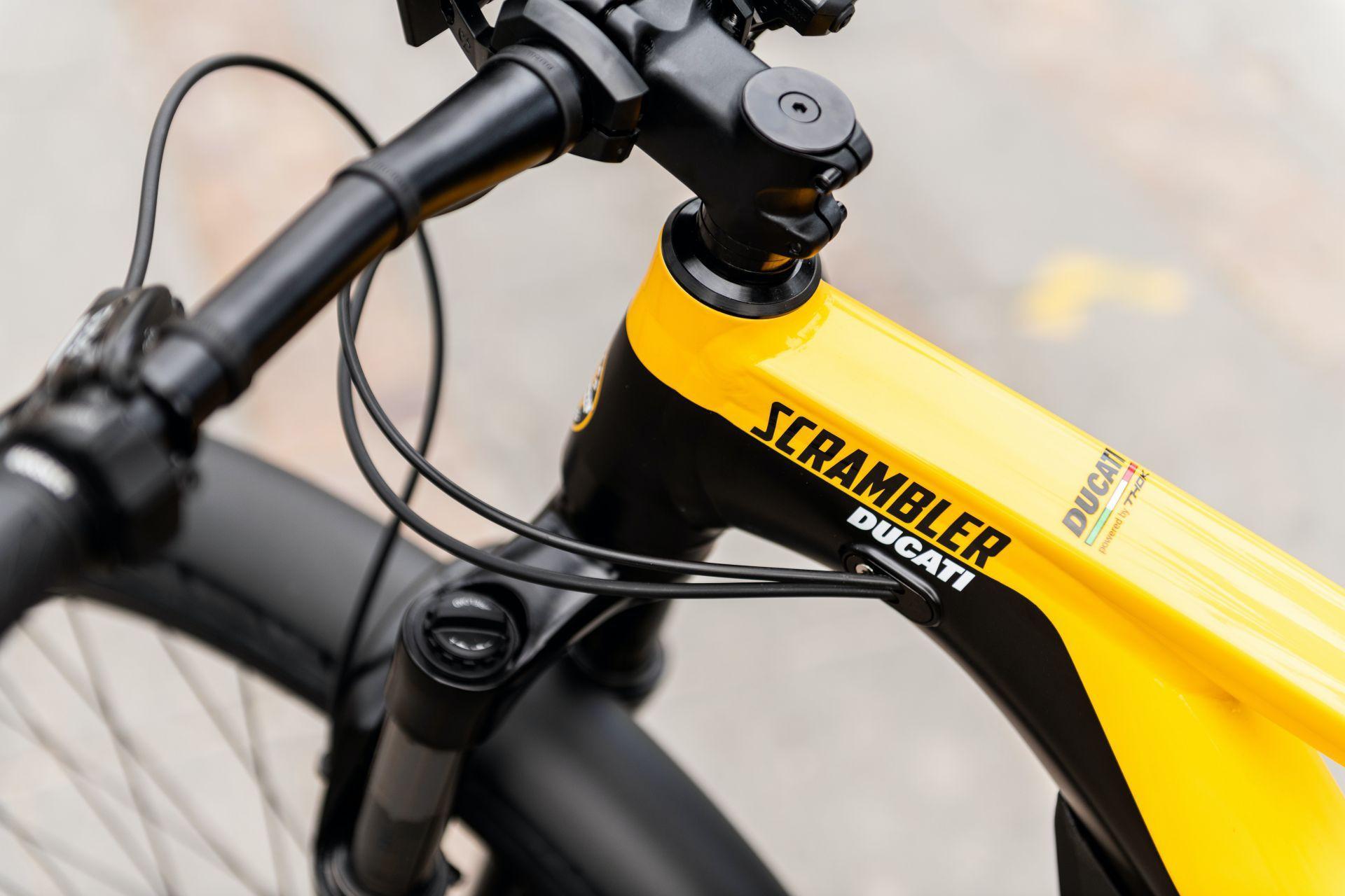 Khám phá xe đạp điện của Ducati có giá lên tới trăm triệu đồng Ảnh 9
