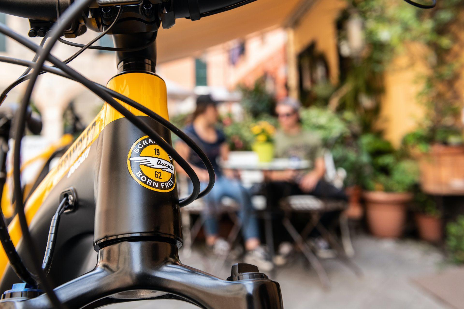 Khám phá xe đạp điện của Ducati có giá lên tới trăm triệu đồng Ảnh 6