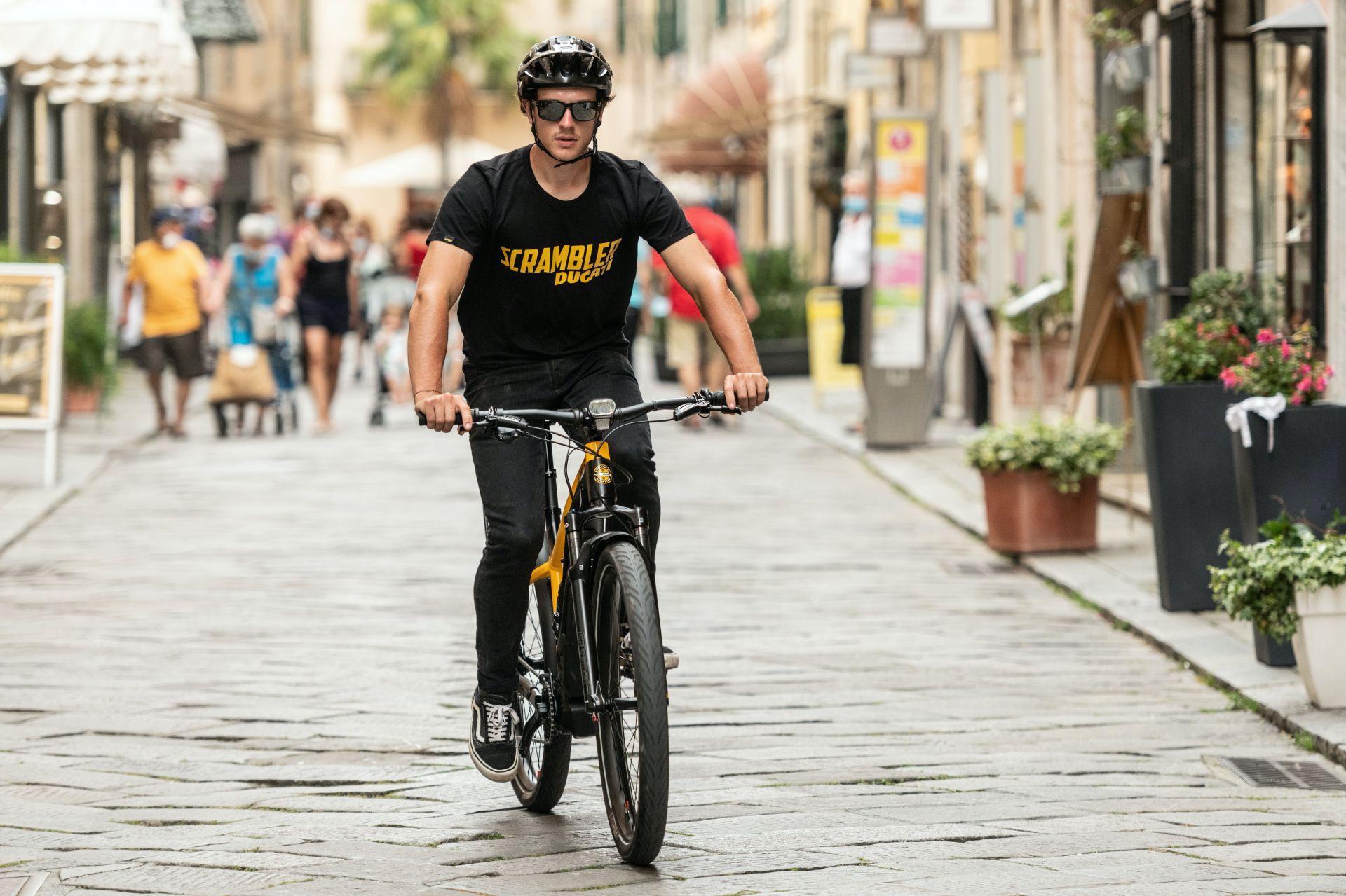 Khám phá xe đạp điện của Ducati có giá lên tới trăm triệu đồng Ảnh 1