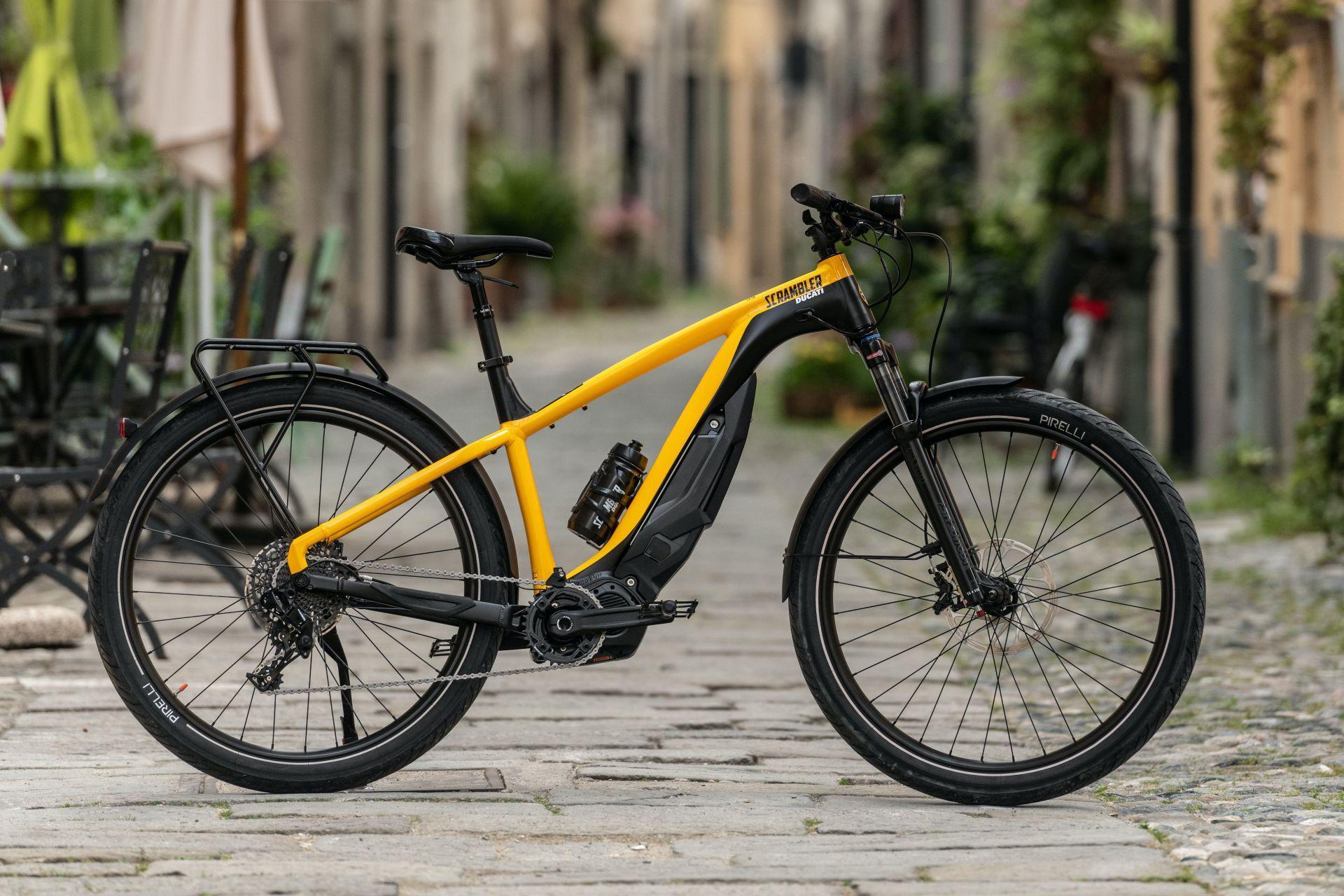 Khám phá xe đạp điện của Ducati có giá lên tới trăm triệu đồng Ảnh 7