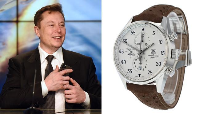 Các tỷ phú thế giới đeo đồng hồ gì? Ảnh 4