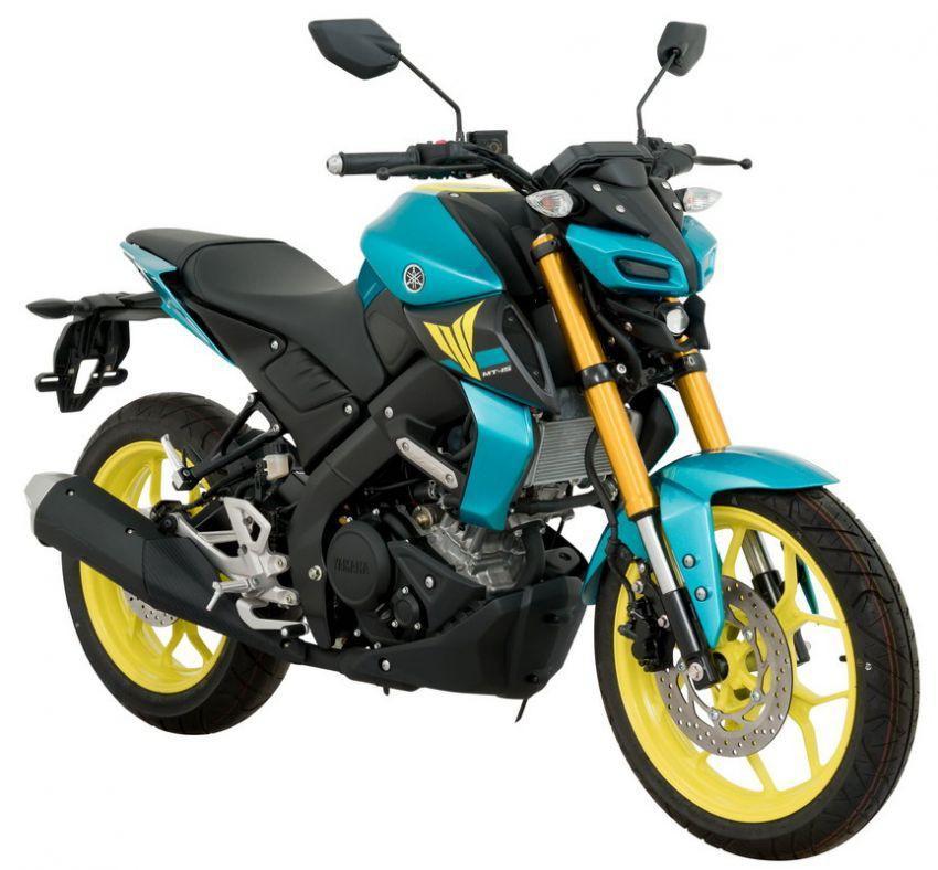 Yamaha MT-15 2020 phiên bản giới hạn chốt giá 72 triệu đồng Ảnh 1