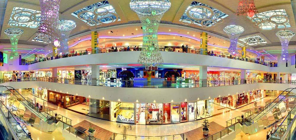 Điểm danh những trung tâm mua sắm rộng lớn nhất thế giới Ảnh 11