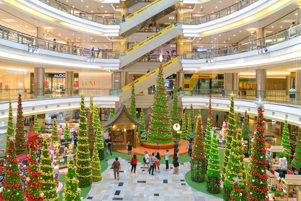 Điểm danh những trung tâm mua sắm rộng lớn nhất thế giới Ảnh 6