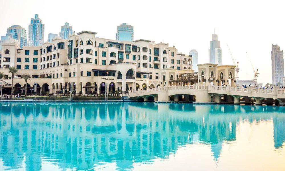 Điểm danh những trung tâm mua sắm rộng lớn nhất thế giới Ảnh 2