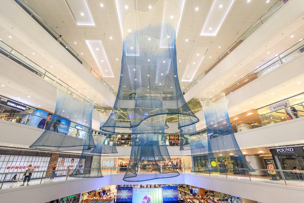 Điểm danh những trung tâm mua sắm rộng lớn nhất thế giới Ảnh 8
