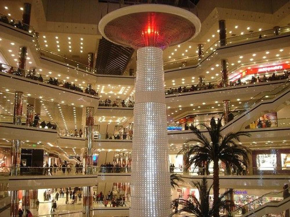 Điểm danh những trung tâm mua sắm rộng lớn nhất thế giới Ảnh 4