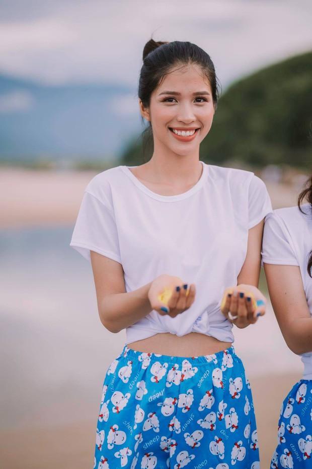 Gái xinh Huế có gương mặt cực Tây thi Hoa hậu Việt Nam 2020 Ảnh 7