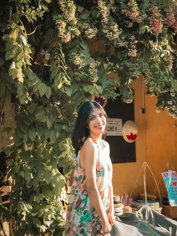 Gái xinh Huế có gương mặt cực Tây thi Hoa hậu Việt Nam 2020 Ảnh 6