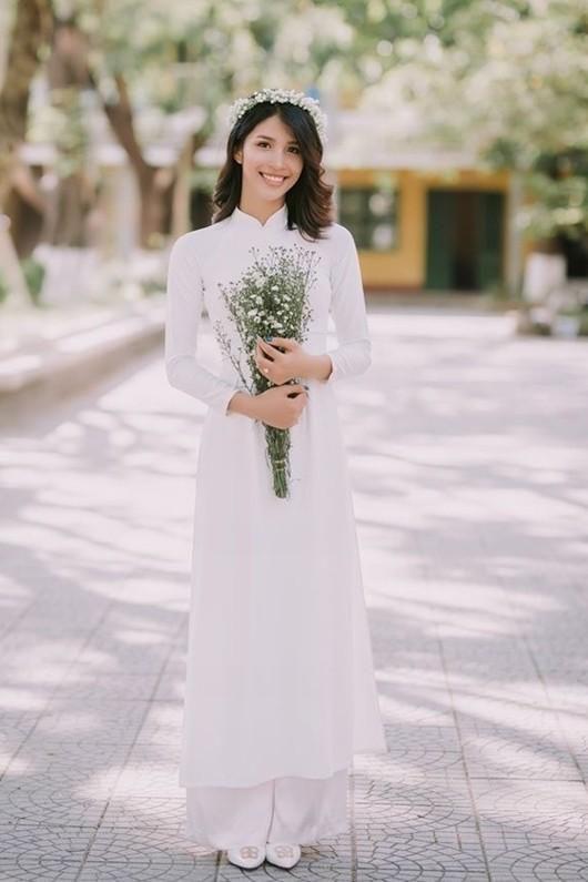 Gái xinh Huế có gương mặt cực Tây thi Hoa hậu Việt Nam 2020 Ảnh 2