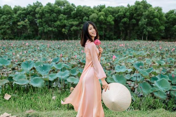 Gái xinh Huế có gương mặt cực Tây thi Hoa hậu Việt Nam 2020 Ảnh 8