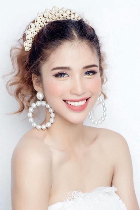 Gái xinh Huế có gương mặt cực Tây thi Hoa hậu Việt Nam 2020 Ảnh 1