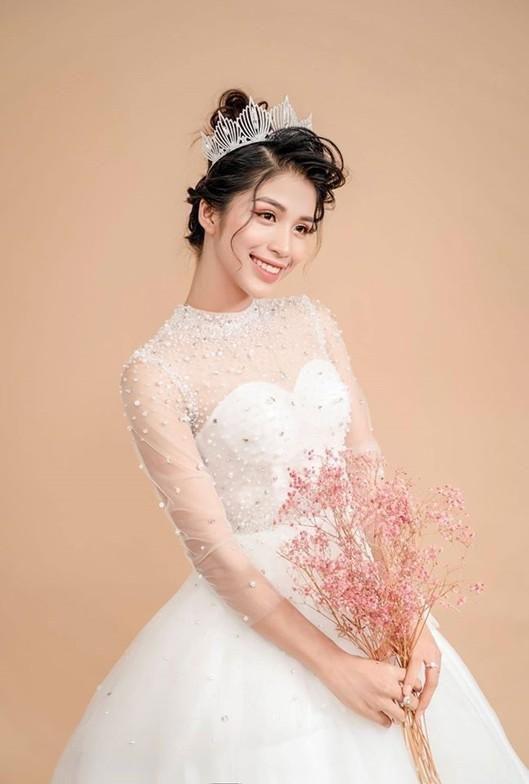 Gái xinh Huế có gương mặt cực Tây thi Hoa hậu Việt Nam 2020 Ảnh 5