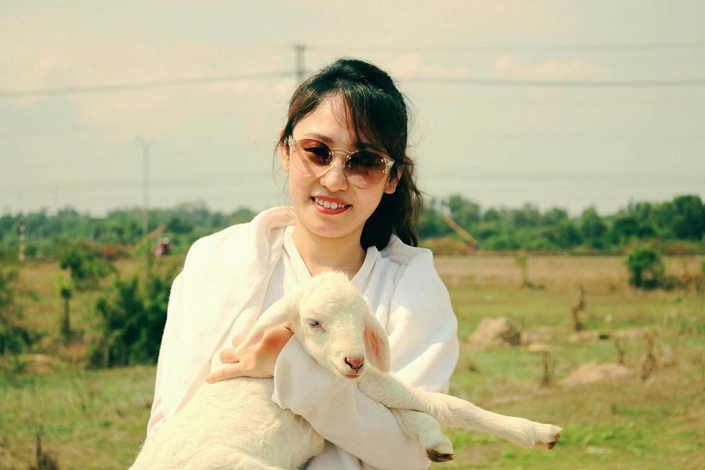 Lạc vào miền quê châu Âu tại 4 đồng cừu Việt Nam Ảnh 9