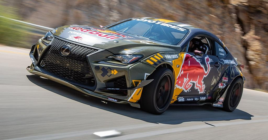Lexus RC F Carbon Kelvar - xe thể thao siêu nhẹ mạnh 1.200 mã lực Ảnh 1