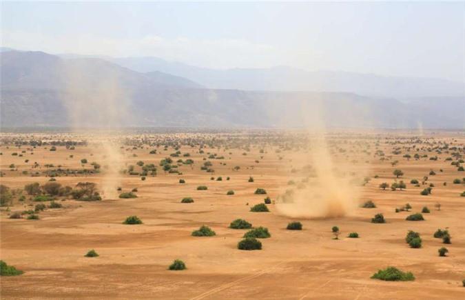 Những hiện tượng thời tiết kỳ lạ nhất trên thế giới Ảnh 2