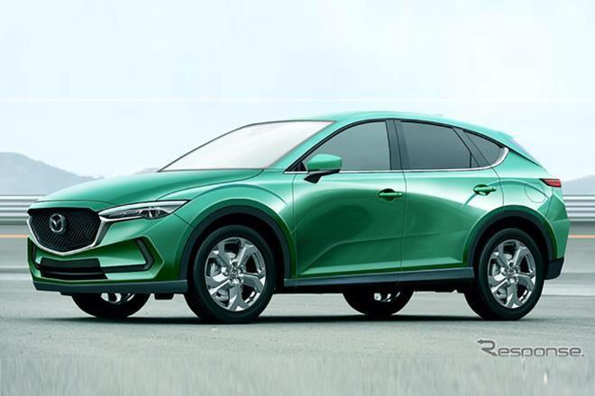 Mazda lên kế hoạch sản xuất một loạt crossover mới Ảnh 1