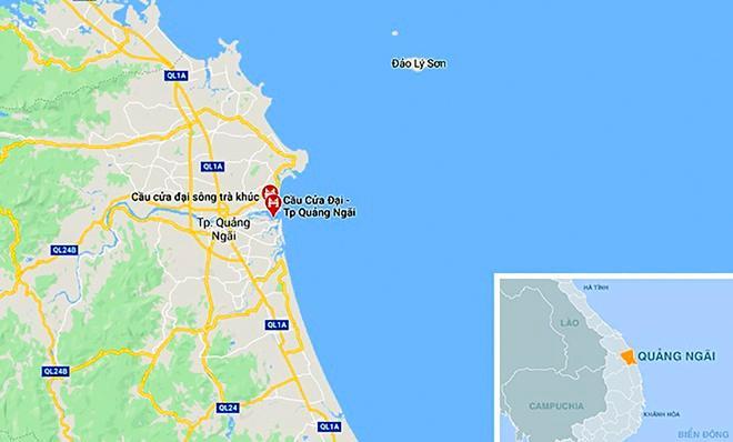 Cây cầu 2.200 tỷ đồng ở Quảng Ngãi được đặt tên mới Cổ Lũy Ảnh 2