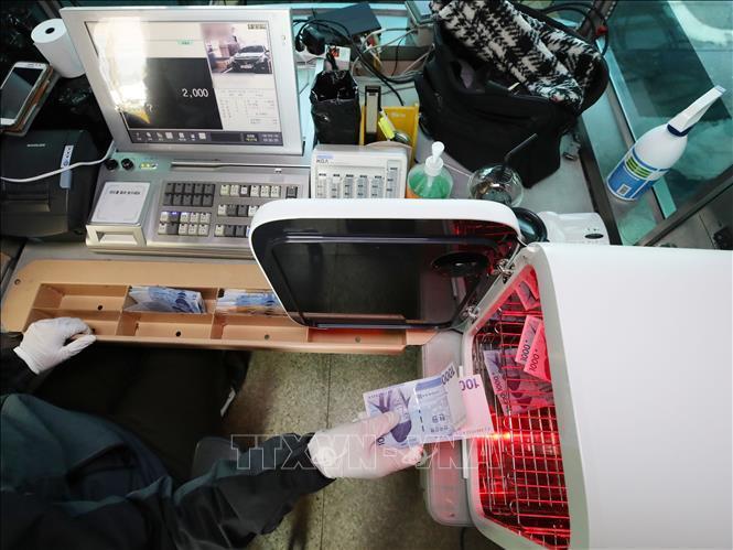 Hậu quả từ cách làm sạch tiền mặt tự phát ở Hàn Quốc Ảnh 1